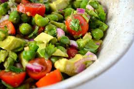Energising Edamame & Avocado Salad