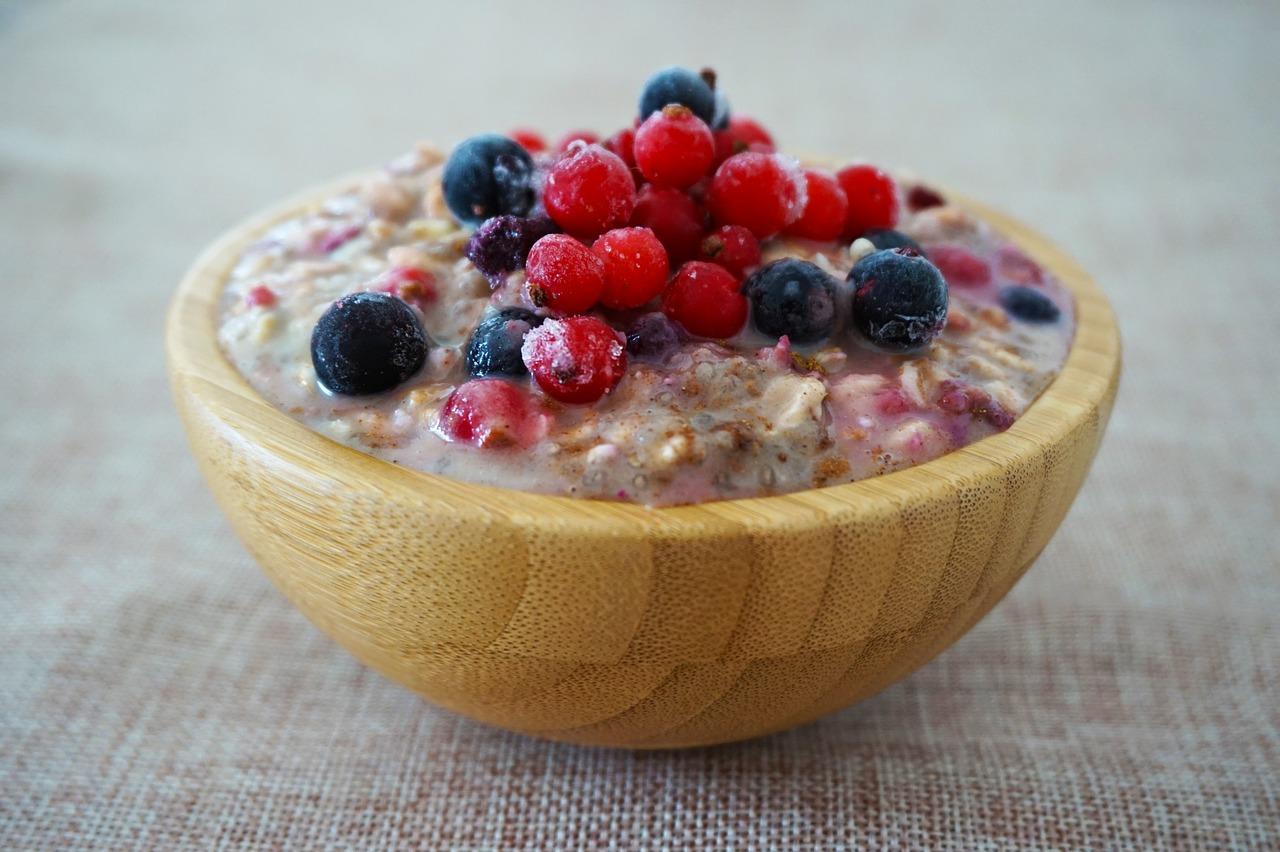 Super Fibre Porridge
